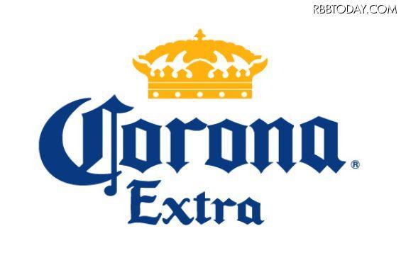 コロナビールのロゴ