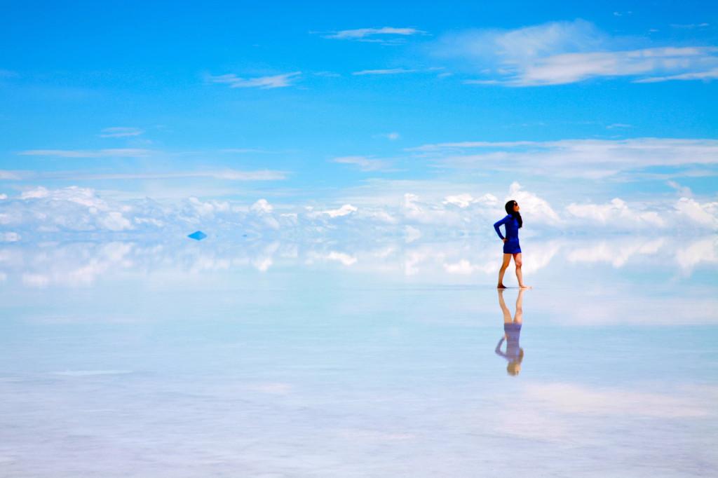 プロのフォトグラファーが撮ったウユニ塩湖
