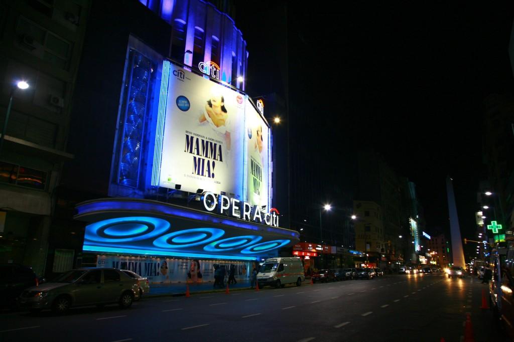 ブエノスアイレスの夜