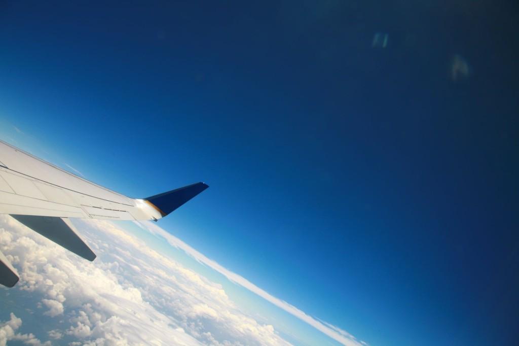 コパ航空でブエノスアイレス〜パナマシティまで