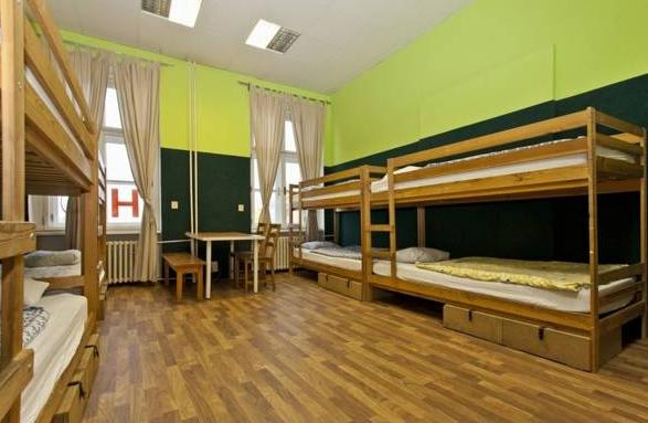チェコ、プラハの安宿情報(ホステル)