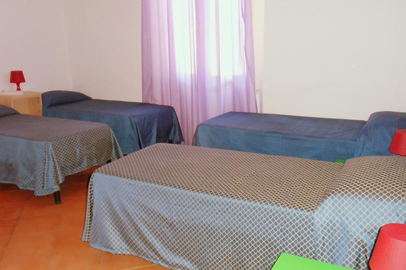 Hotel Paola フィレンツェの安宿
