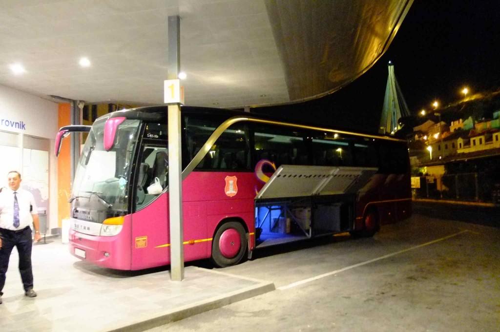 バスはいたって普通のバスだった