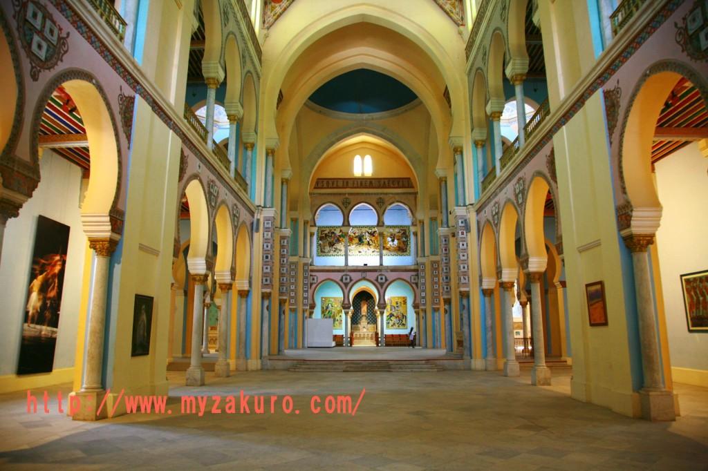 サンルイ教会