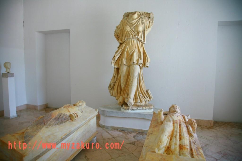 Tunisia - Carthageカルダゴ遺跡