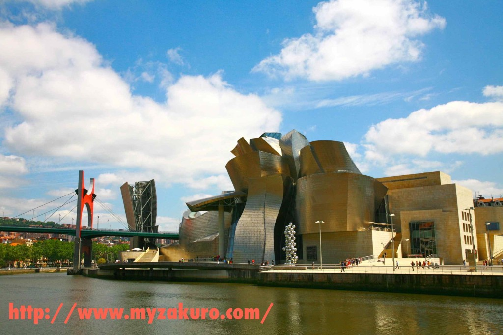 ビルバオ・グッゲンハイム美術館