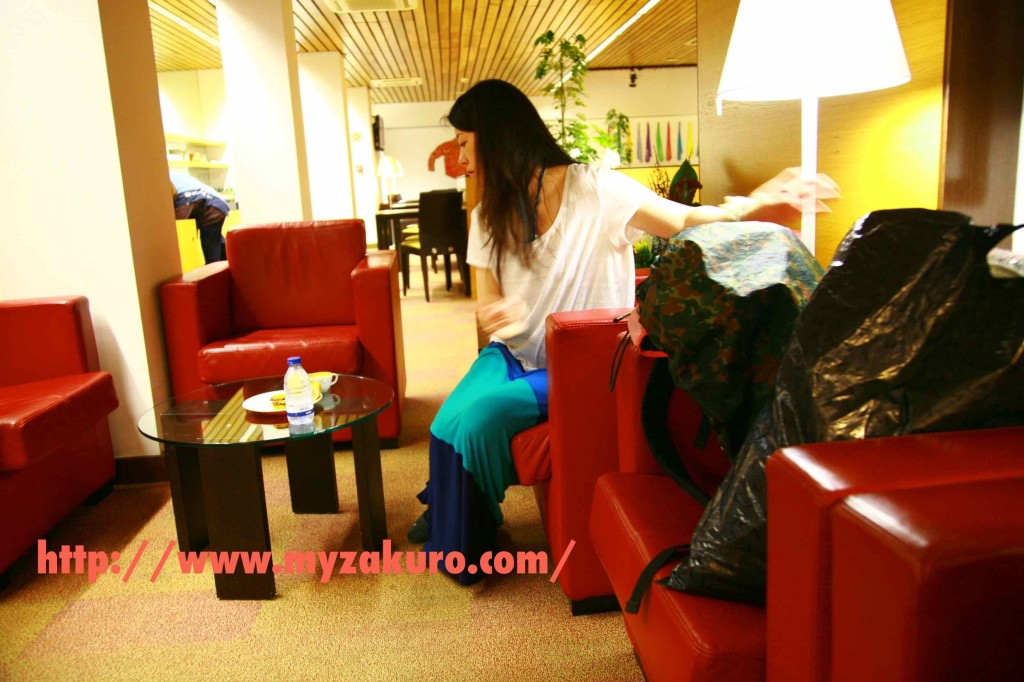 ポルトガル•リズボン空港(ポルテラ空港)の空港ラウンジはwifi環境も抜群!