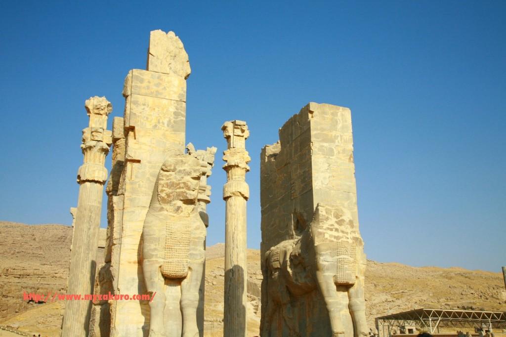 Iran - Persepolis003_
