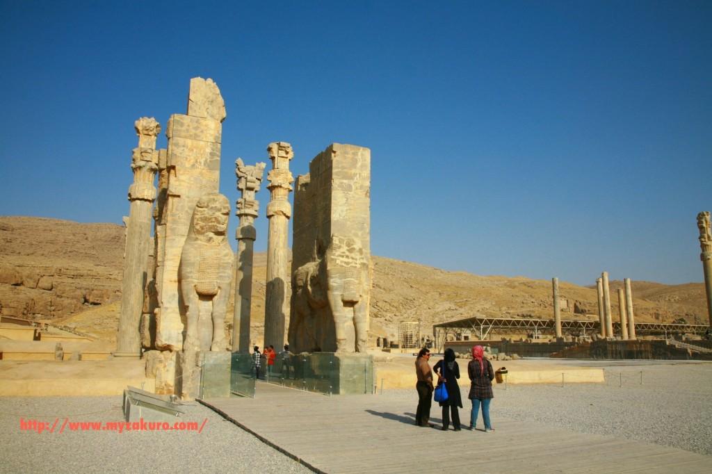 Iran - Persepolis005_