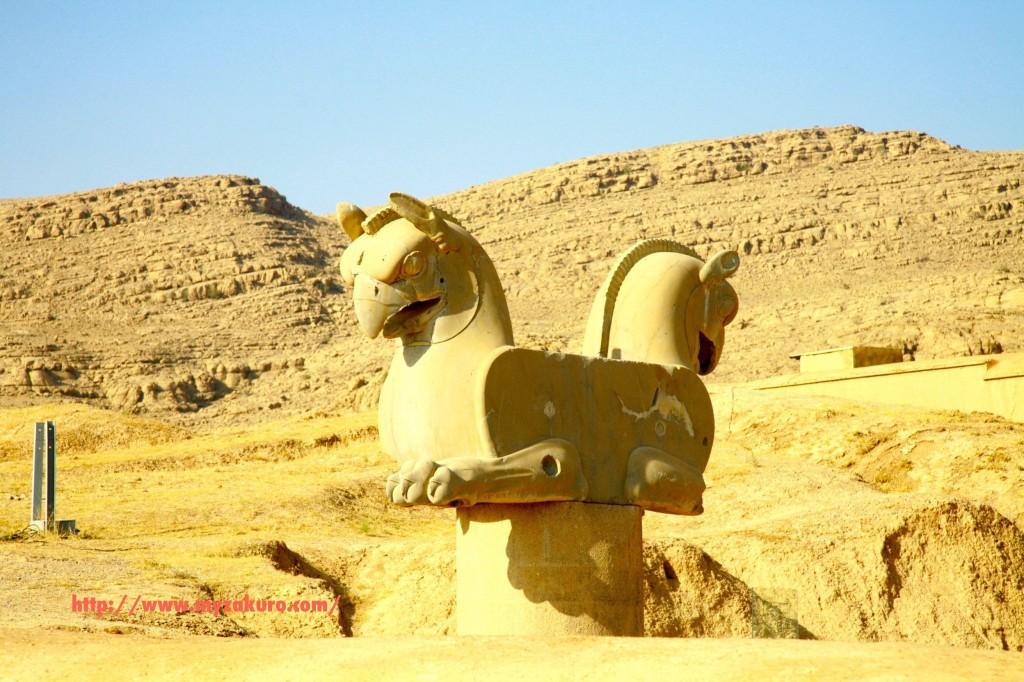 Iran - Persepolis008_