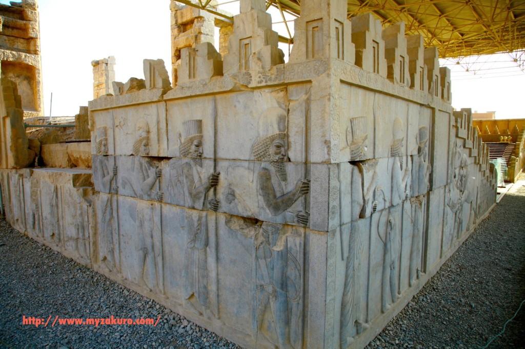 Iran - Persepolis012_