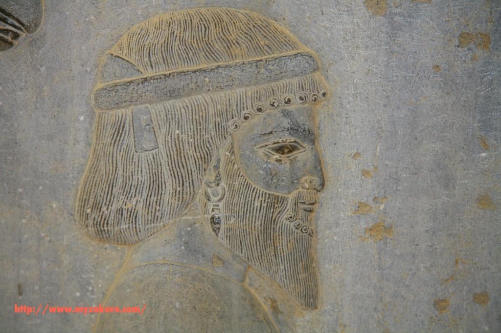 Iran - Persepolis020_