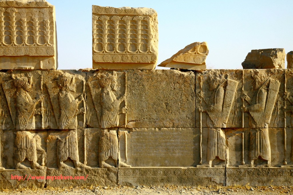 Iran - Persepolis028_
