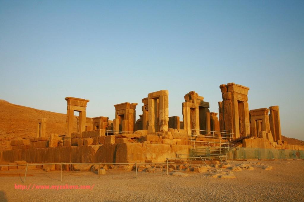 Iran - Persepolis030_