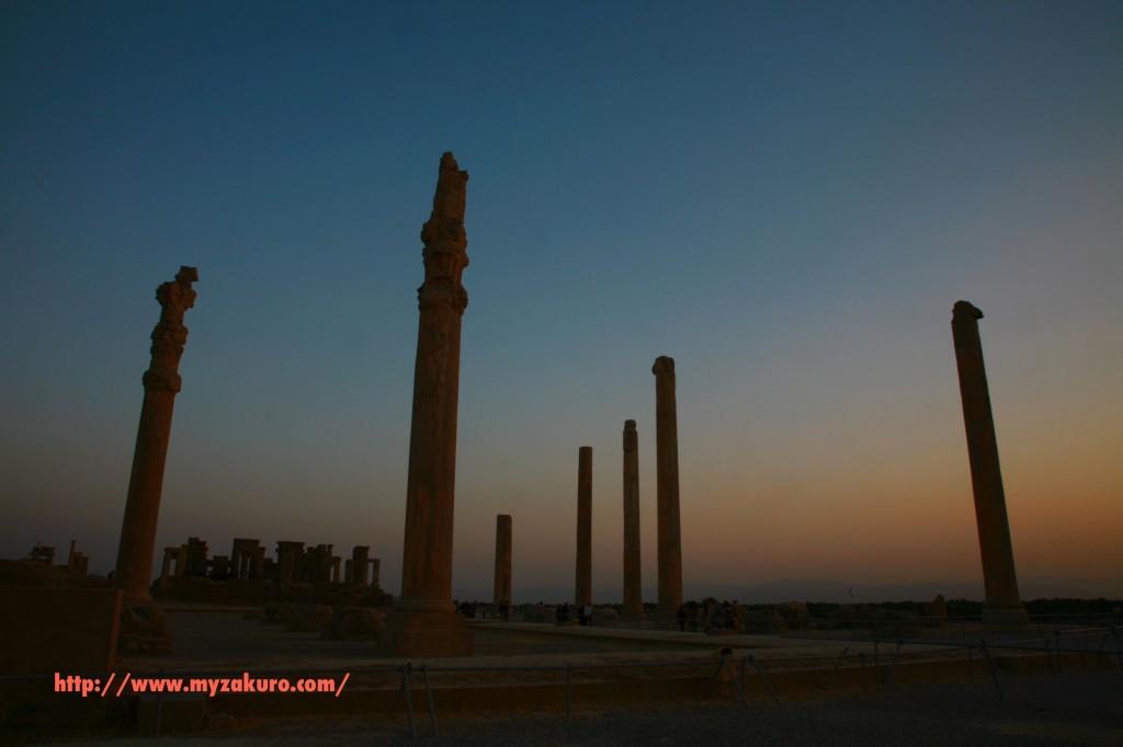 Iran - Persepolis031_