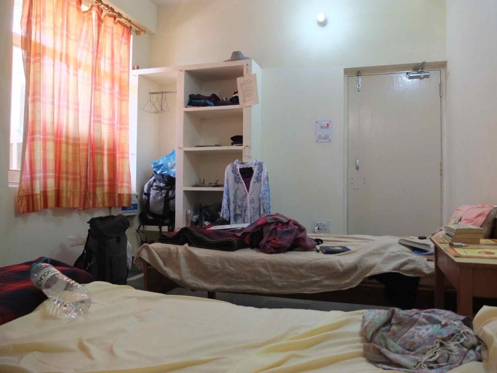アシュラムのお部屋
