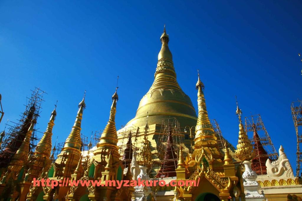 Shwedagon Pagoda005_