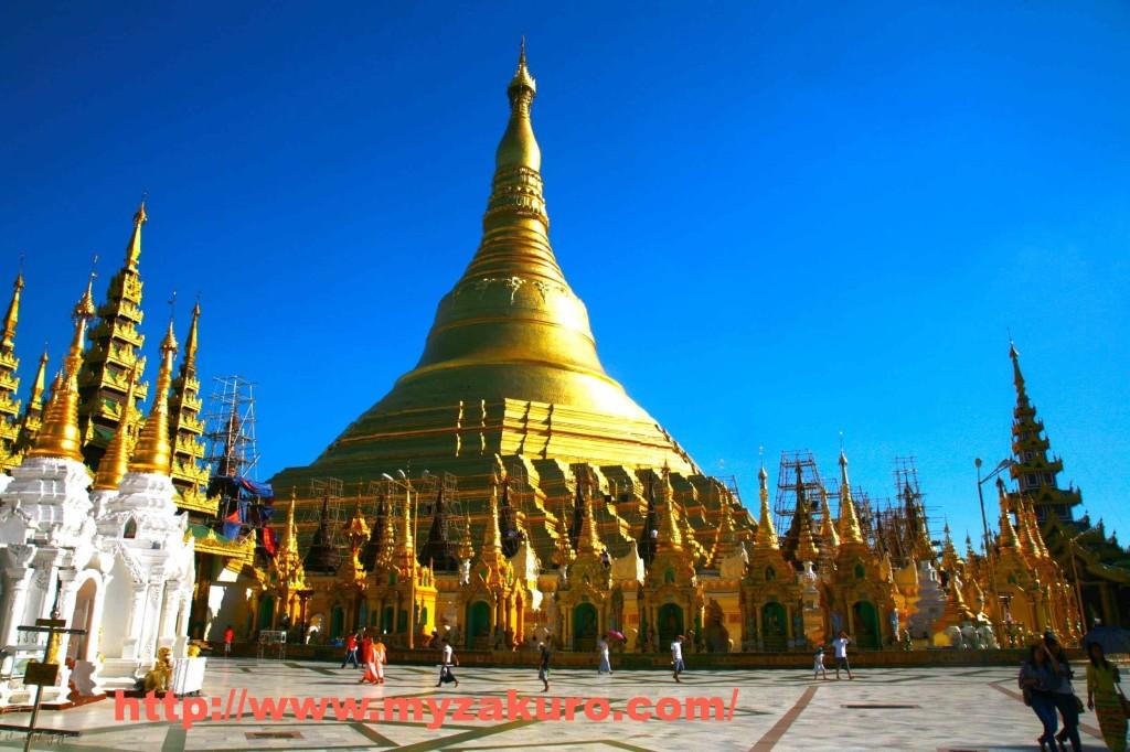 Shwedagon Pagoda008_
