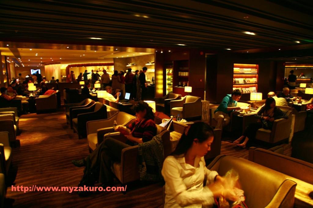 香港国際空港VIPラウンジ