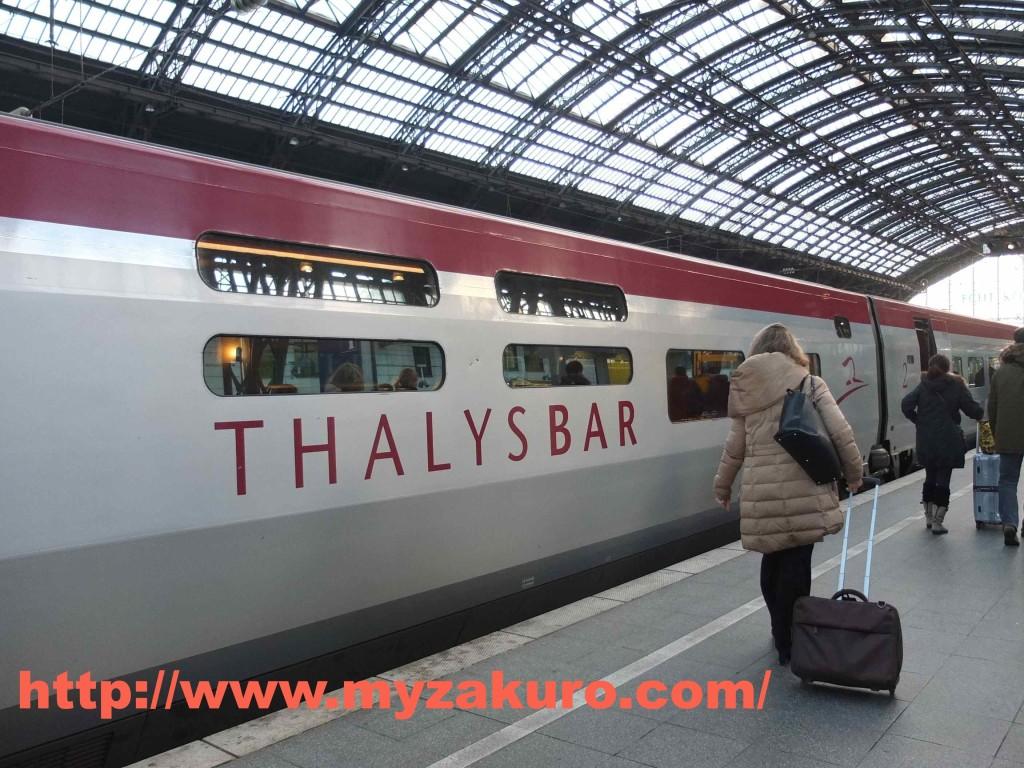 タリスThalys 9413