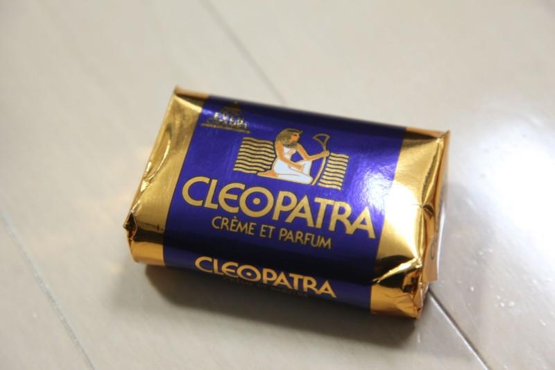 クレオパトラ石けん
